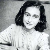 Make Anne Frank Picture Quote